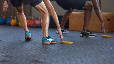 Scoala alergarii Exercitii TRA