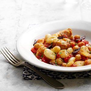 Tomato & Artichoke Gnocchi