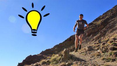 Cum sa alergi bine pe coborare