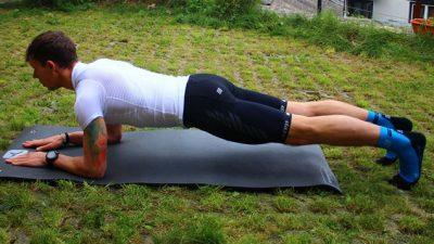 Plank pentru alergatori Trail Running Academy Blog tra