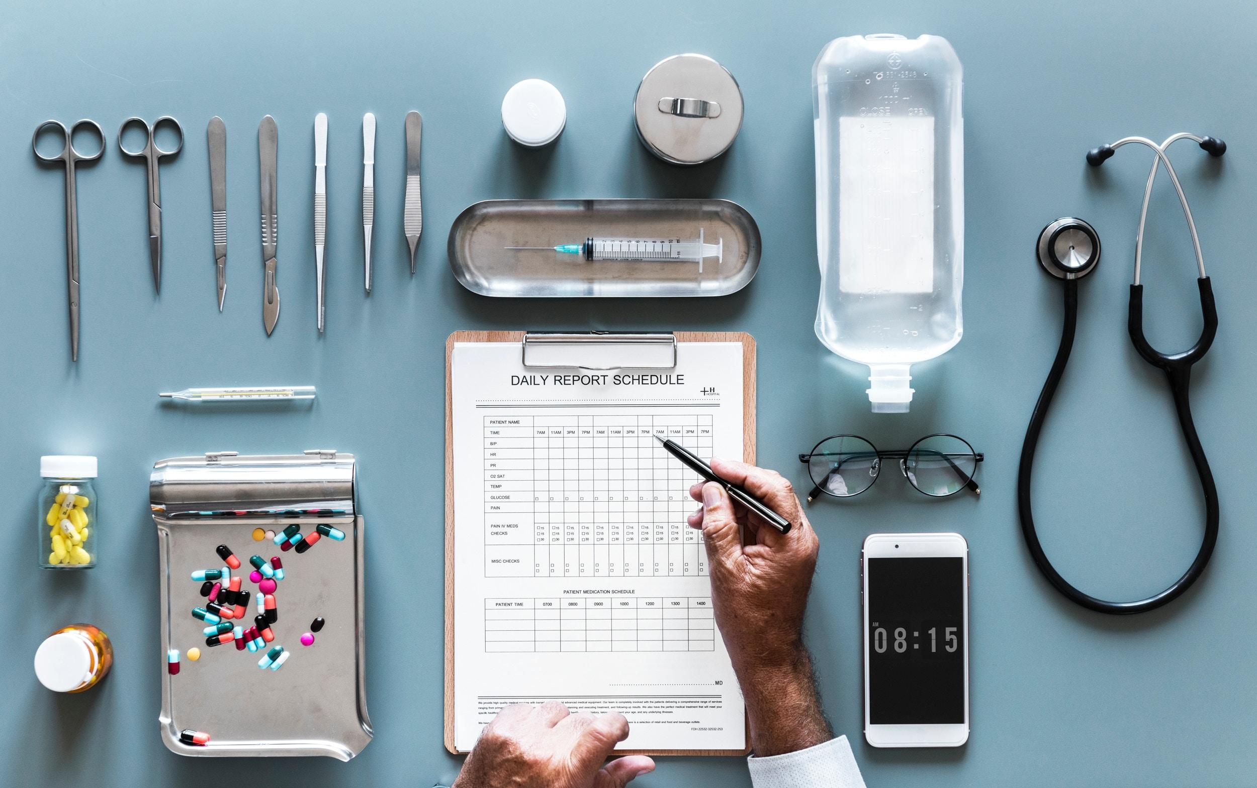analize medicale alergător