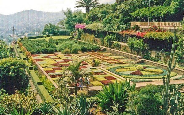 Gradina Botanica Funchal - 10 locuri de vizitat in MADEIRA - TrailRunningAcademy.com
