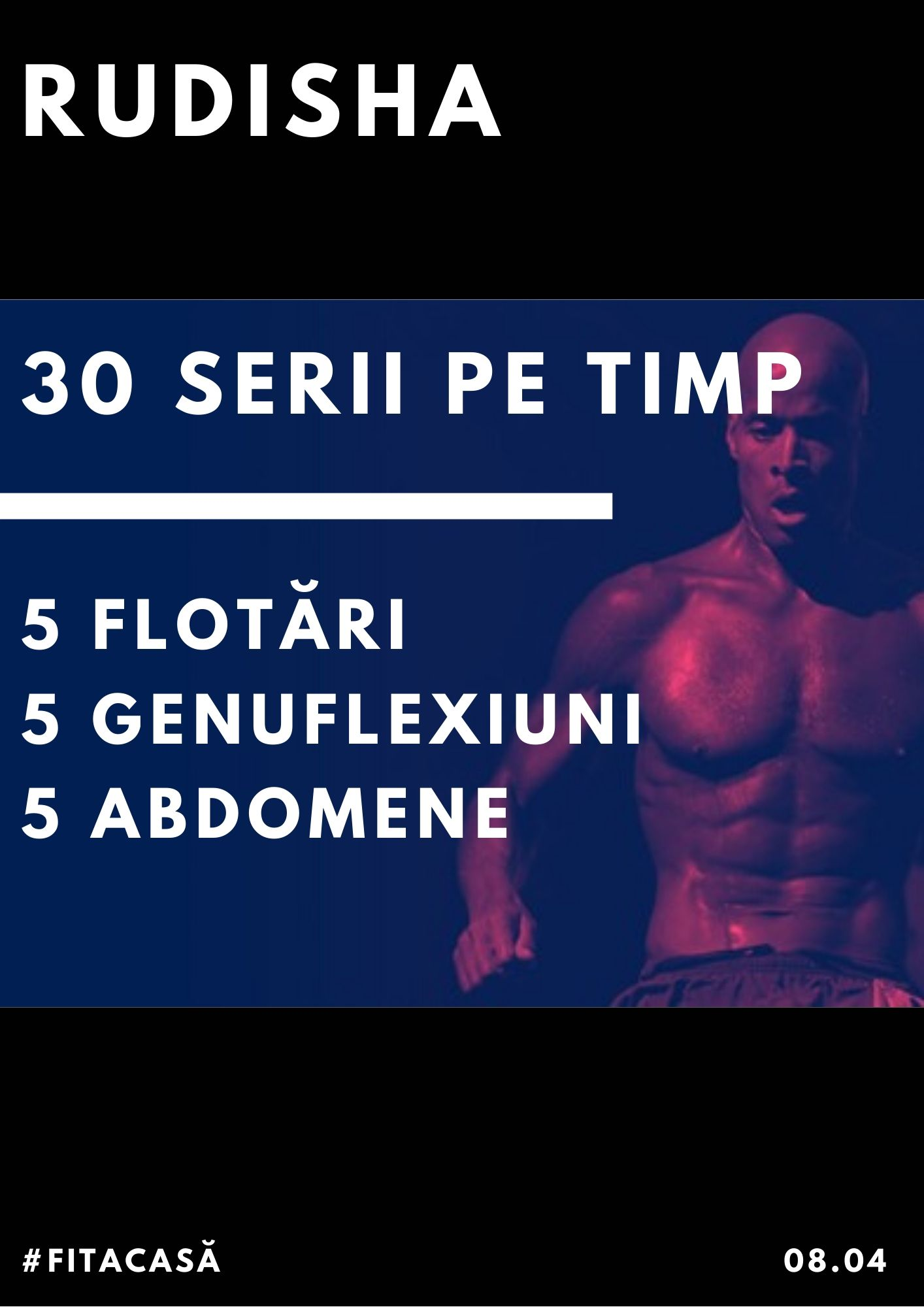 Rudisha - FITTACASĂ- Antrenament 0804