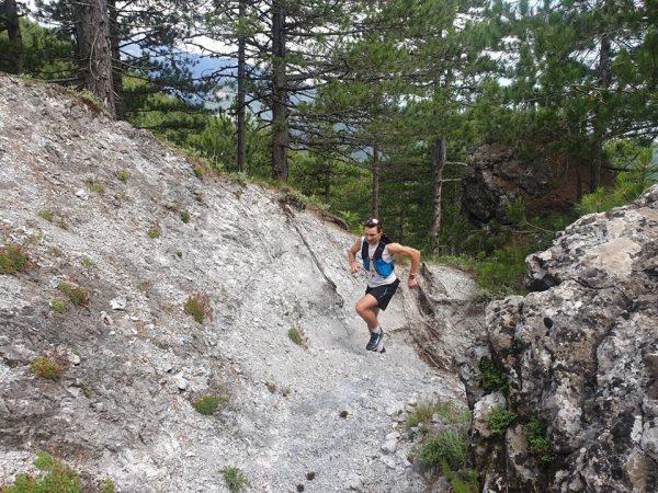 Livadachi Climb - Olympus Mithycal Trail