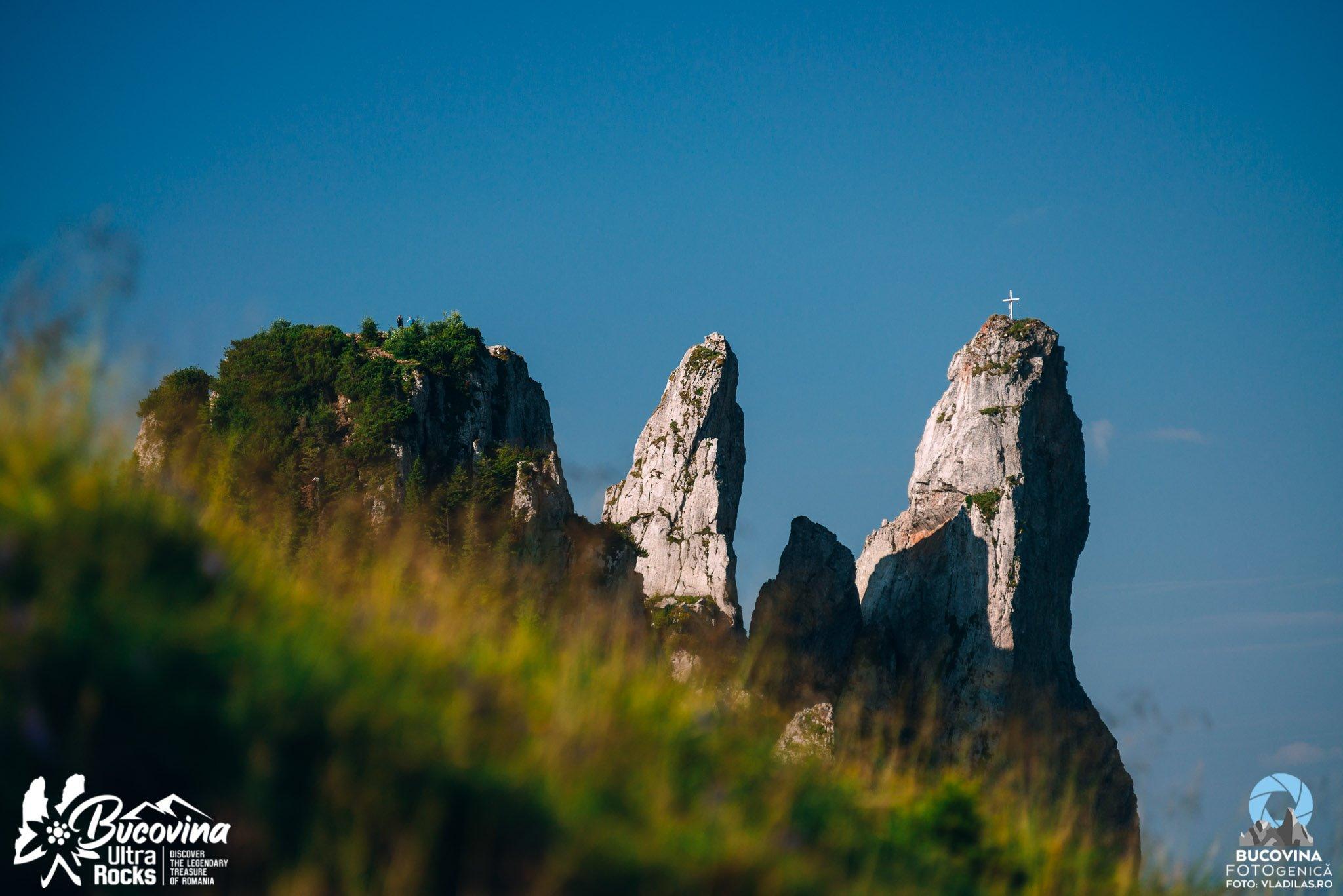 Pietrele Doamnei - Bucovina Ultra Rock