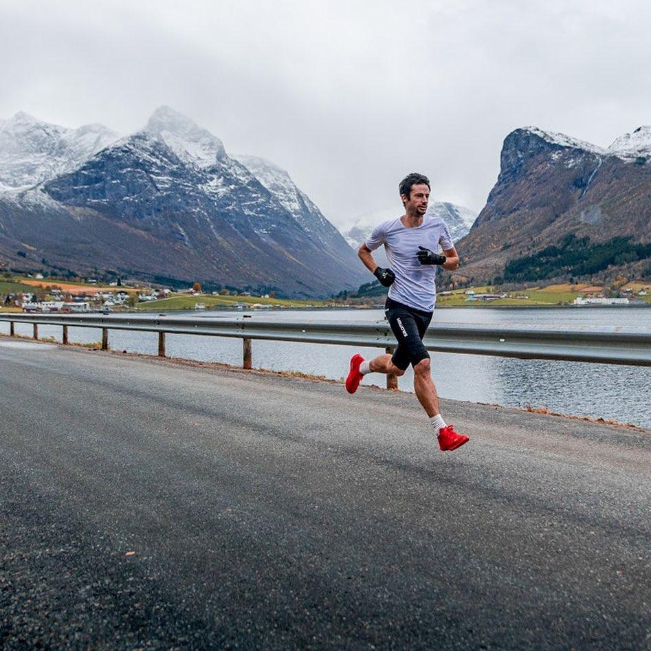 Kilian Jornet 24 record ore alergare
